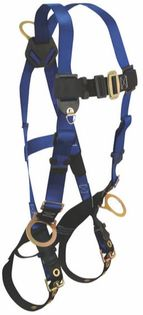 Mills Supply Company Fall Protection, full body harness
