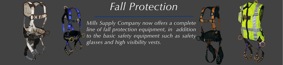 Mills Supply Company, Louisville, KY, Online Store, Fall Protection