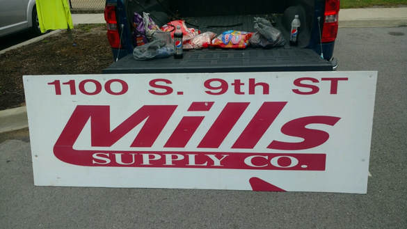 Mills Supply Company supporting the Radcliff, KY Trunk or Treat