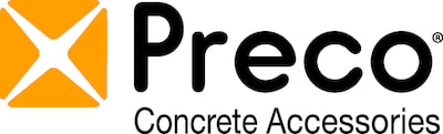 Preco Concrete Accessories available at Mills Supply Company, Louisville, KY